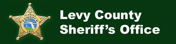 Levy County Sheriff's office LOGO HardisonInk.com